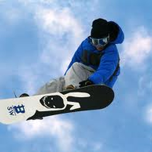 Learn A Snow Sport - Bucket List Ideas