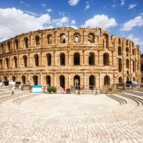 Visit El Jem amphitheater - Bucket List Ideas