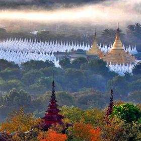 Visit Mandalay in Myanmar (Burma) - Bucket List Ideas