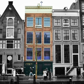Visit Anne Frank House in Amsterdam - Bucket List Ideas