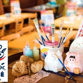 Paint in a Ceramic Café - Bucket List Ideas