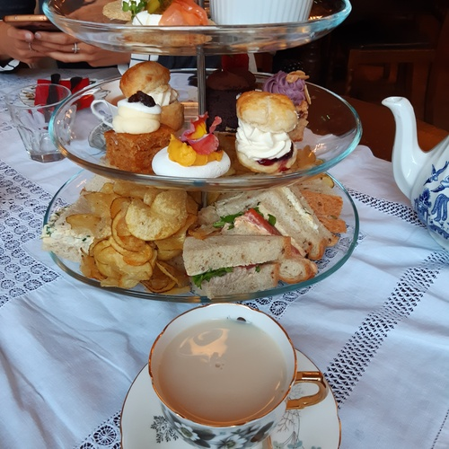 Faire un afternoon tea time au Royaume-Uni - Bucket List Ideas