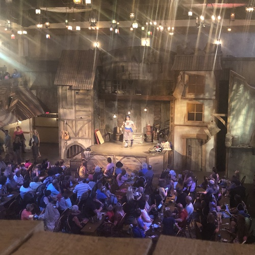 Eat at Dolly Parton's Pirate Voyage - Bucket List Ideas