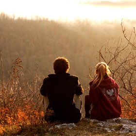 Enjoy sunrise with someone you love - Bucket List Ideas