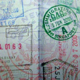 Fill all the pages in my passport - Bucket List Ideas
