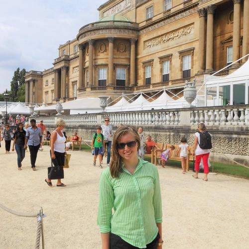 Visit Buckingham Palace - Bucket List Ideas