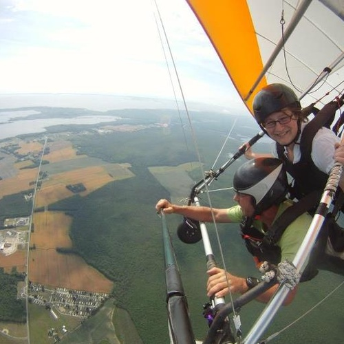 Hang gliding - Bucket List Ideas
