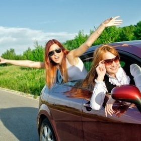 Screaming Out the Window of a Moving Car - Bucket List Ideas