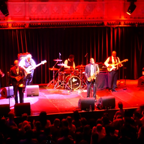 Maceo Parker - go to his concert - Bucket List Ideas