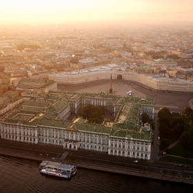 Visit St. Petersburg and spend a day at the Hermitage Museum - Bucket List Ideas