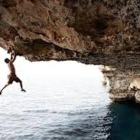 Go deep water soloing - Bucket List Ideas