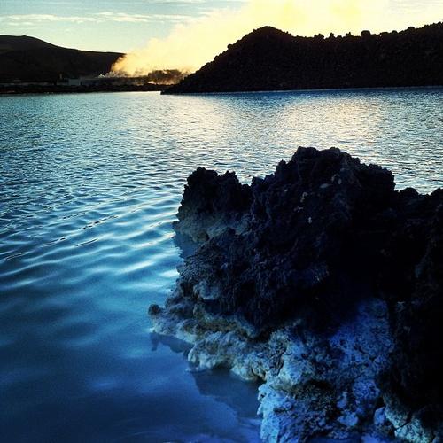 Bathe in the blue lagoon - Bucket List Ideas