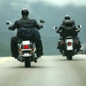 Ride a motorbike - Bucket List Ideas