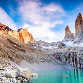 Hike the Torres del Paine W trek - Bucket List Ideas
