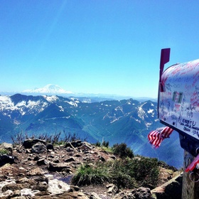 Hike Mailbox Peak - Bucket List Ideas