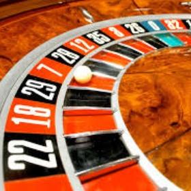 Gamble $100 on red in Las Vegas - Bucket List Ideas