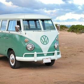 Get an old VW van - Bucket List Ideas