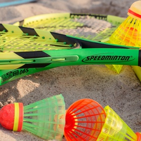 Play speedminton with my boyfriend and pass at least 100 - Bucket List Ideas