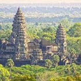 Visit Angkor Wat in Cambodia - Bucket List Ideas
