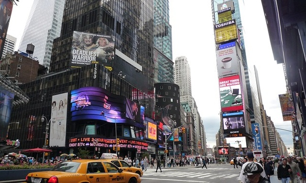 Visit NYC - Bucket List Ideas