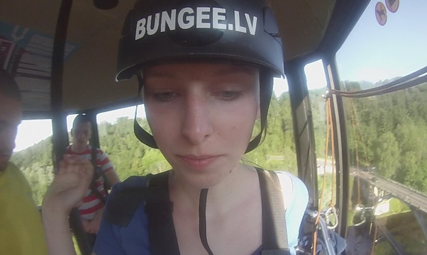 Bungee jumping - Bucket List Ideas