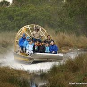 Airboat in the Everglades National Park - Bucket List Ideas