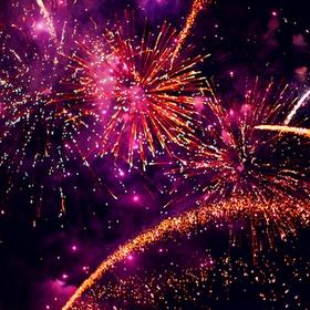 Watch fireworks from a plane - Bucket List Ideas