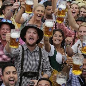 Attend Oktoberfest in Germany - Bucket List Ideas