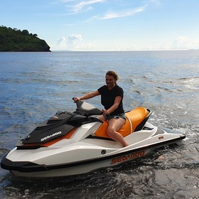 Ride a jet ski - Bucket List Ideas