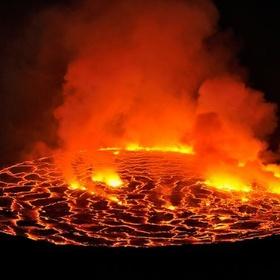 Climb an active volcano - Bucket List Ideas