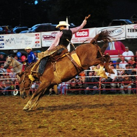 Go to the rodeo - Bucket List Ideas