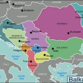 Travel Through the Balkans - Bucket List Ideas