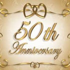 Have a 50th Wedding Anniversary - Bucket List Ideas