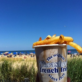 Eat an Iconic State Food - Delaware (Fries with Vinegar) - Bucket List Ideas