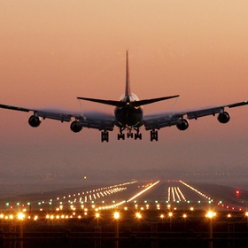 Fly into 50 different airports - Bucket List Ideas