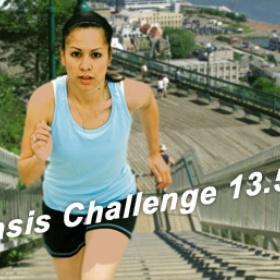 Staircase Challenge | Super Challenge 19k - Bucket List Ideas