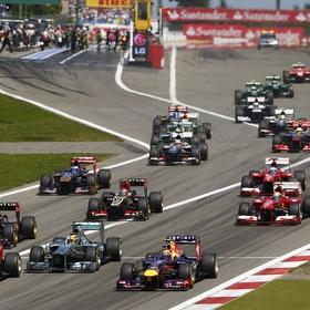 Go to a Formula 1 race - Bucket List Ideas