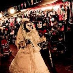 Celebrate 'Dia de los muertos' in Mexico - Bucket List Ideas