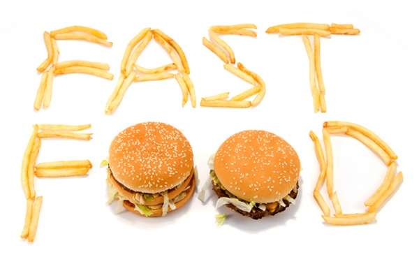 Go 100 days without fast food - Bucket List Ideas