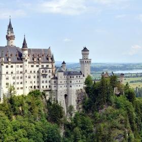 Visit Neuschwanstein Castle, Bavaria - Bucket List Ideas