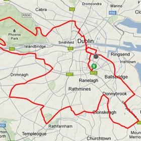 Run the Dublin marathon 2014 - Bucket List Ideas