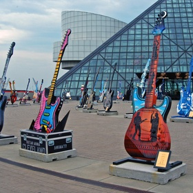 Visit the Rock 'n' Roll Hall of Fame - Bucket List Ideas