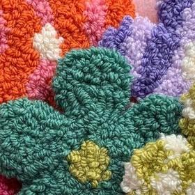 Craft a tufted rug - Bucket List Ideas