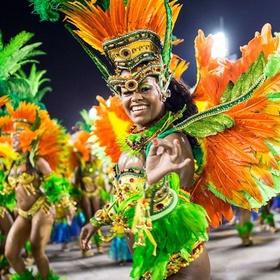 Attend Carnival in Rio de Janero - Bucket List Ideas