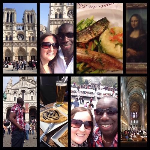 Go back to Paris - Bucket List Ideas