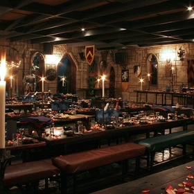 Have an Authentic Medieval Dinner Feast - Bucket List Ideas