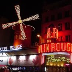 See a show at the moulin Rouge in Paris - Bucket List Ideas