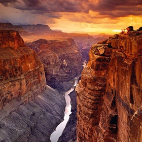 Stare into the Grand Canyon, Arizona, USA - Bucket List Ideas