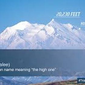 Climb Mt. Denali - Bucket List Ideas