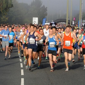 Complete a half marathon - Bucket List Ideas